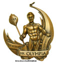 Mr. Olympia Medal